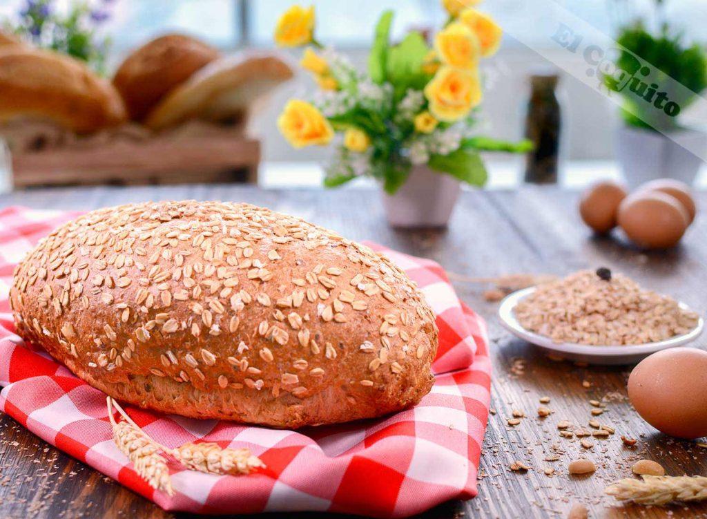Pan avena de tu ©panadería El Coquito