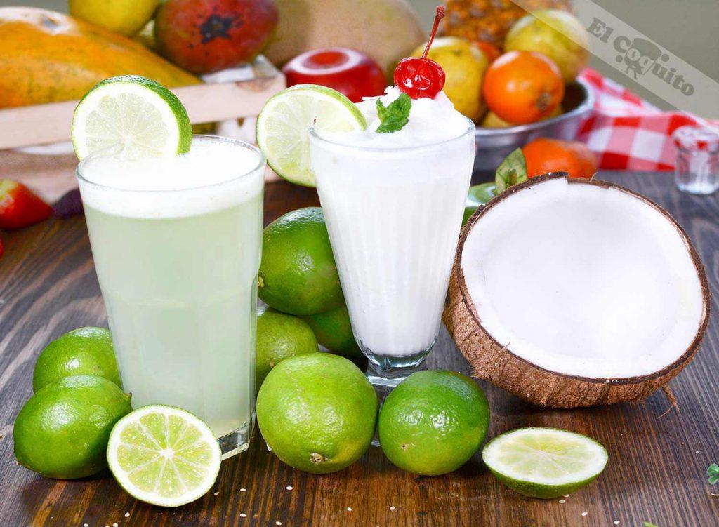 Limonada ©panadería y pastelería El Coquito