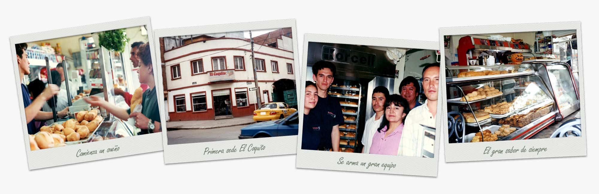 Inicios ©panadería y pastelería El Coquito