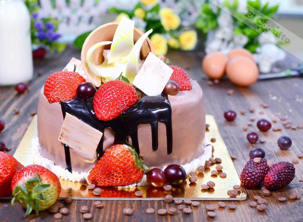 Torta Repostería MilkyWay ©panadería El Coquito